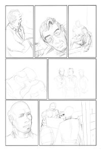 Issue 3 Page 12 pencil